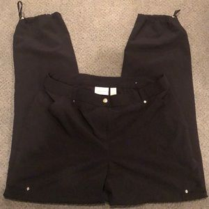 Zenergy by Chico's polyester pants size 1.5